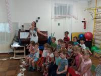 День независимости России в МДОУ детский сад № 4 города Алушты